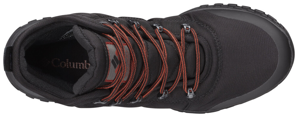 Colombie Chaussures D'hiver Fairbanks Omni-heat Hommes - Noir vemWEJOZ